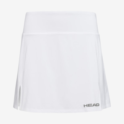 Product overview - CLUB Basic Skort long W white