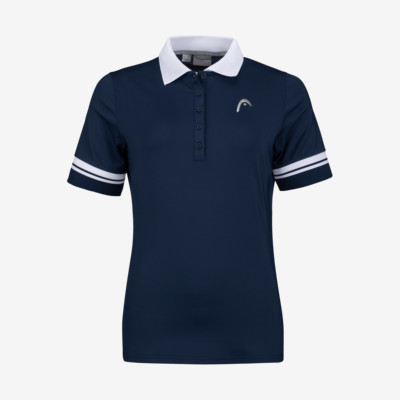 Product overview - PERF Polo II Shirt W dark blue