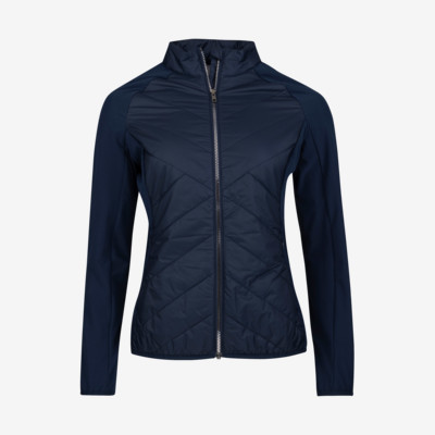 Product overview - PERF Jacket Women dark blue