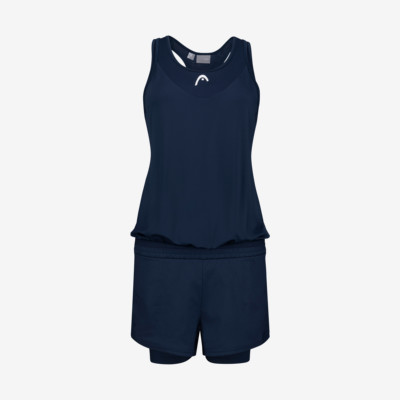 Product overview - MATCH II Romper Women dark blue