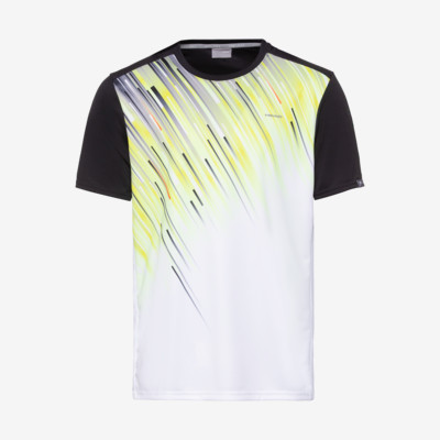 Product overview - SLIDER T-Shirt B black/yellow