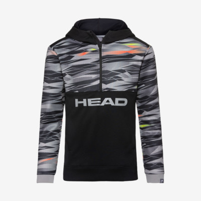 Product overview - SLIDER Hoodie B camo black