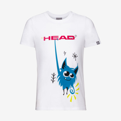 Product overview - NOVAK T-Shirt B white