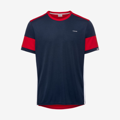 Product overview - VOLLEY T-Shirt B dark blue/red