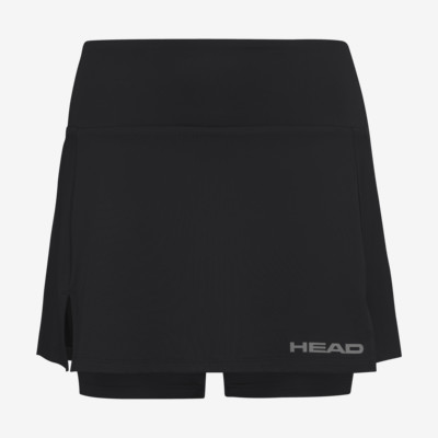 Product overview - CLUB Basic Skort Girls black