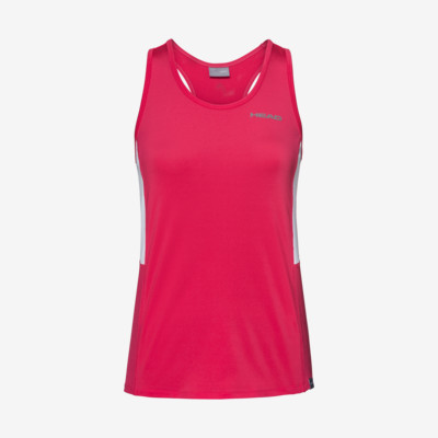 Product overview - CLUB Tank Top G magenta