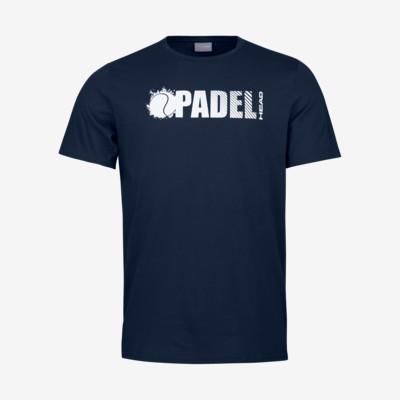 Product overview - PADEL FONT T-Shirt Junior dark blue