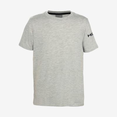 Product overview - SMU IVAN T-Shirt JR grey melange