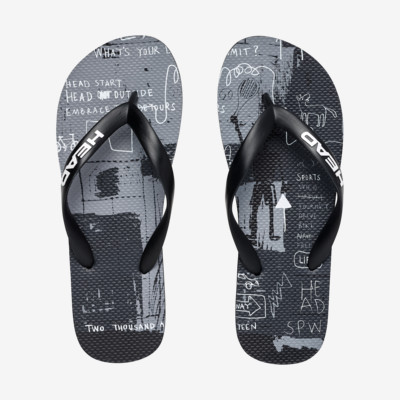 Product overview - BEACH SLIPPER black