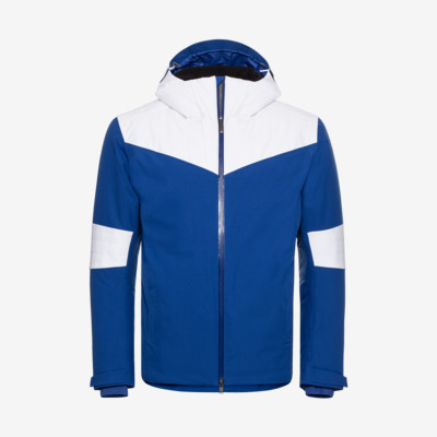 Product overview - EXPEDITION Jacket Men royal blue/white