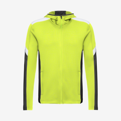 Product overview - LOGAN Midlayer FZ Men lime/anthracite