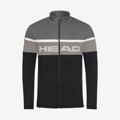 Product overview - CARTER Midlayer FZ Men black/anthracite
