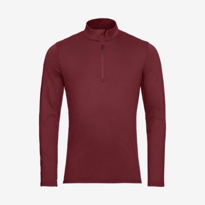 Product overview - LEVI Midlayer HZ Men burgundy