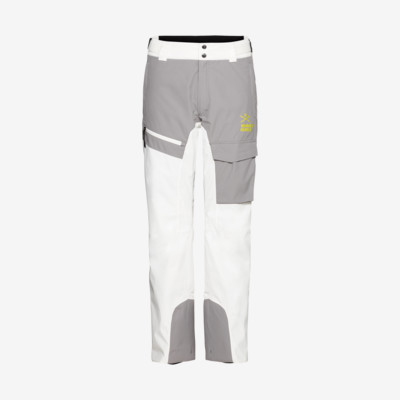 Product overview - RACE NOVA Pants Men white/anthracite