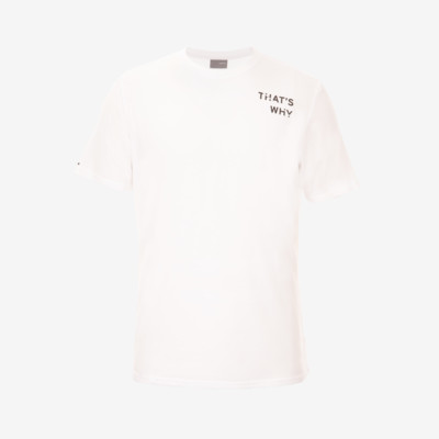 Product overview - PROMO SNB TW T-Shirt M white