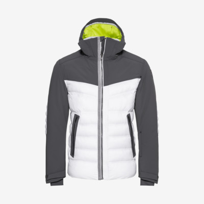 Product overview - REBELS SUN Jacket Men white/anthracite