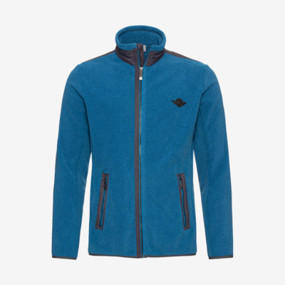 Product overview - REBELS Midlayer FZ Men blue