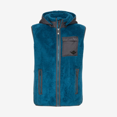 Product overview - REBELS Vest Men blau/anthracite