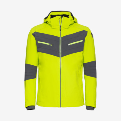 Product overview - REBELS Jacket Men lime/anthracite