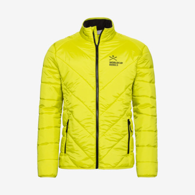 Product overview - RACE KINETIC Jacket Men yellow