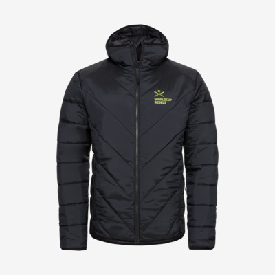 Product overview - RACE KINETIC Hooded Jacket Men black