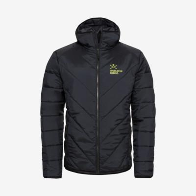Product overview - RACE KINETIC Hooded Jacket Men black