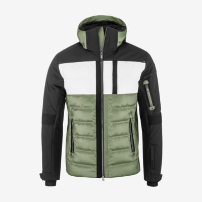 Product overview - REBELS SUN Jacket Men olive/black