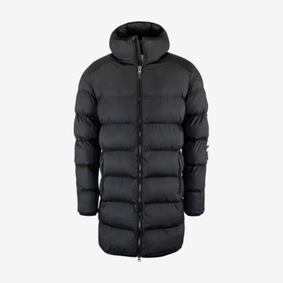 Product overview - REBELS STAR Coat Men black