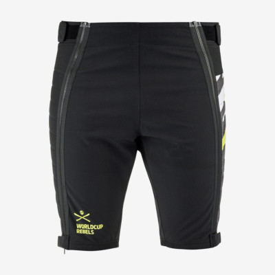 Product overview - RACE Shorts Men black/yellow race