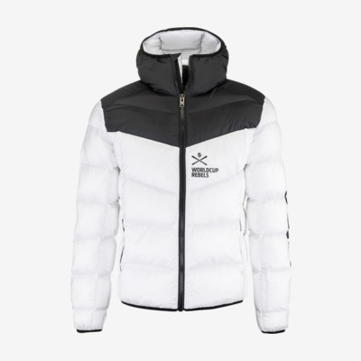 Product overview - REBELS STAR Jacket Men white/black
