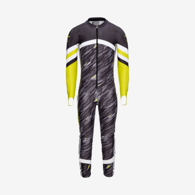 Product overview - RACE FIS SUIT Men black/yellow