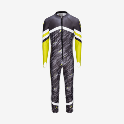 Product overview - RACE FIS Suit Men unpadded black/yellow