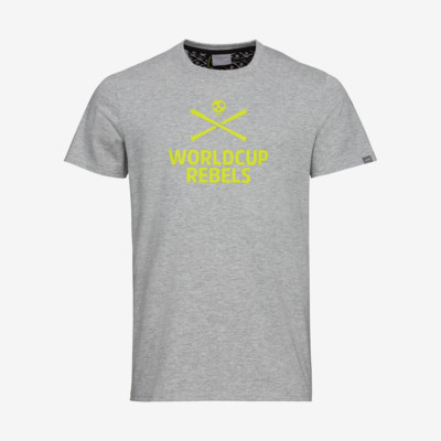 Product overview - RACE T-Shirt Men grey melange