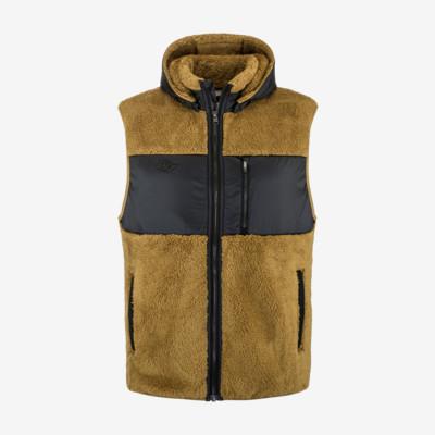 Product overview - REBELS Vest Men tobacco/black