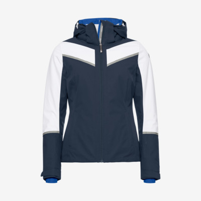 Product overview - CAMARI Jacket Women darkblue/white
