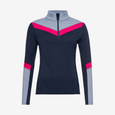 Product overview - LUNA Midlayer HZ Women dark blue/pink