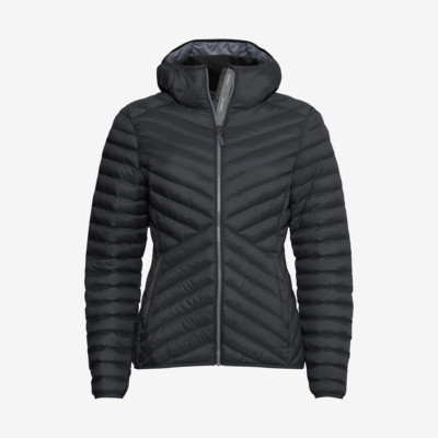Product overview - PRIMA Hooded Jacket Women black