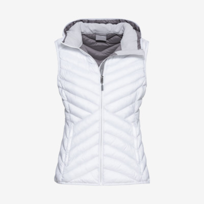 Product overview - PRIMA Vest Women white