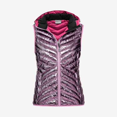 Product overview - PRIMA Vest Women metallic pink