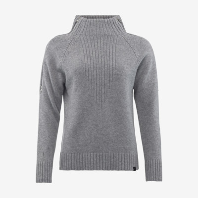 Product overview - AMBER Pullover Women grey melange