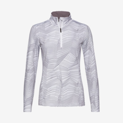 Product overview - BREE Midlayer HZ Women fragmental white