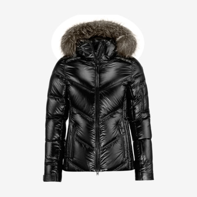 Product overview - FROST FUR Jacket Women YB