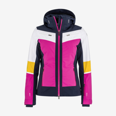 Product overview - INFINITY Jacket Women pink/white