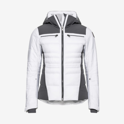Product overview - REBELS SUN Jacket Women white/anthracite