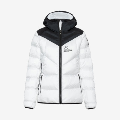 Product overview - REBELS STAR Jacket Women white/black