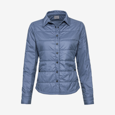 Product overview - REBELS Shirt Women infinity blue