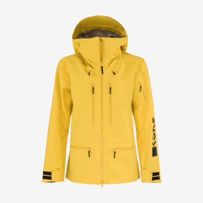 Product overview - KORE Jacket Women clementine