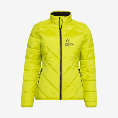 Product overview - RACE KINETIC Jacket Women yellow