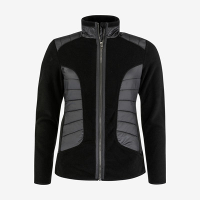 Product overview - REBELS Midlayer FZ Women black