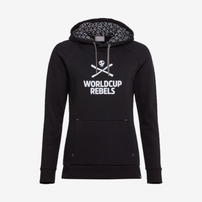 Product overview - RACE REBELS Hoodie Women black